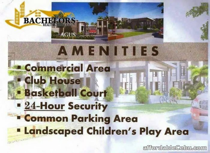 5th picture of 3 Bedroom Townhouse - Beverly Place Mactan For Sale in Cebu, Philippines