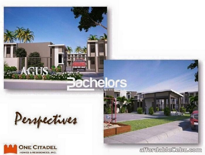 4th picture of 3 Bedroom Townhouse - Beverly Place Mactan For Sale in Cebu, Philippines