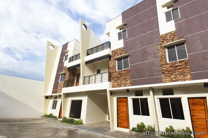 1st picture of Banawa Cebu City RFO Townhouse The Rose Pike For Sale in Cebu, Philippines