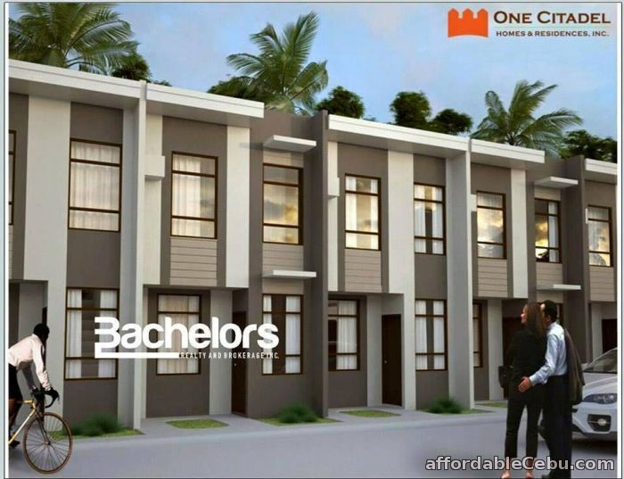 1st picture of 3 Bedroom Townhouse - Beverly Place Mactan For Sale in Cebu, Philippines