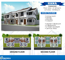 1st picture of Anami Homes Townhouse in Consolacion Cebu For Sale in Cebu, Philippines