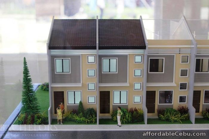 2nd picture of Basak Mactan Townhouse FOR SALE Blessed Sacrament Subd. For Sale in Cebu, Philippines