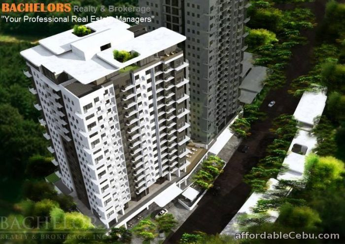 1st picture of Banawa Studio w/balcony Sundance Residences 15,461/mo For Sale in Cebu, Philippines