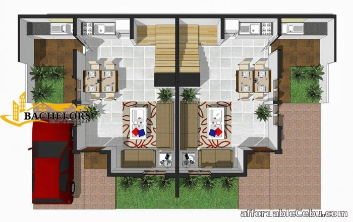 2nd picture of South Covina Subd. Caridad (Single Attached) Talisay Cebu For Sale in Cebu, Philippines