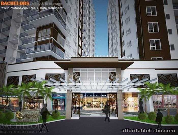 2nd picture of Banawa Studio w/balcony Sundance Residences 15,461/mo For Sale in Cebu, Philippines