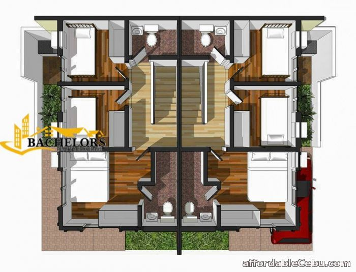 3rd picture of House & Lot For Sale in Talisay City Cebu - South Covina Subd. For Sale in Cebu, Philippines