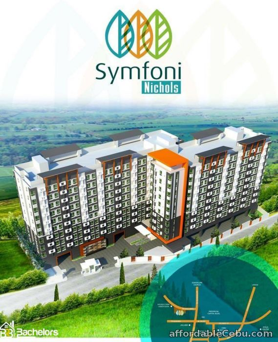 1st picture of Symfoni Residences in Guadalupe Cebu City For Sale in Cebu, Philippines