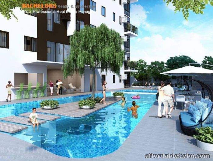 4th picture of Banawa Studio w/balcony Sundance Residences 15,461/mo For Sale in Cebu, Philippines