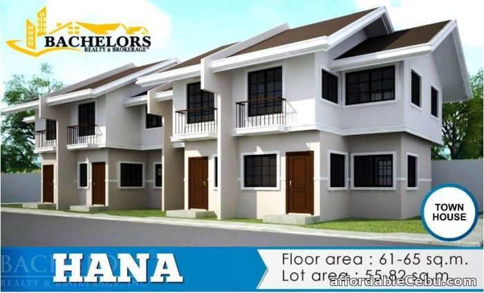 1st picture of Jugan Consolacion Anami Homes North Hana Model For Sale in Cebu, Philippines
