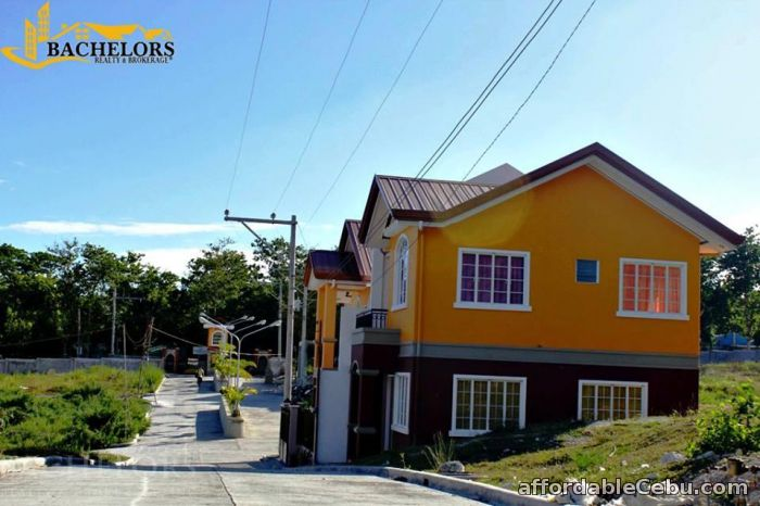 4th picture of Minglanilla Montecarlo Subd. Caroline Model For Sale in Cebu, Philippines
