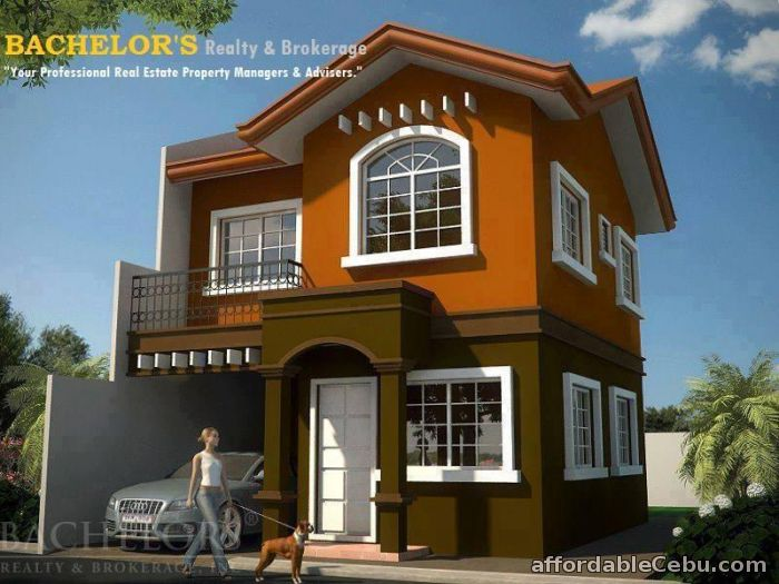 1st picture of Minglanilla Montecarlo Subd. Caroline Model For Sale in Cebu, Philippines