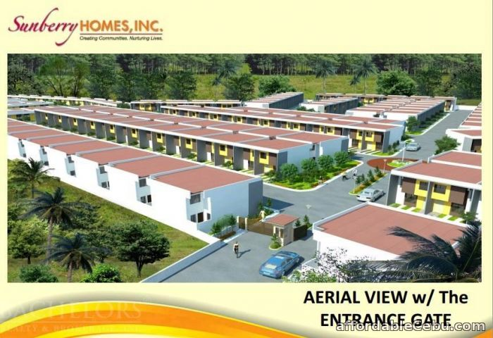 3rd picture of Sunberry Homes Townhouses Lapu - Lapu City, Cebu For Sale in Cebu, Philippines