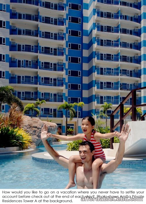 5th picture of Amisa Private Residences Studio Unit For Sale in Cebu, Philippines