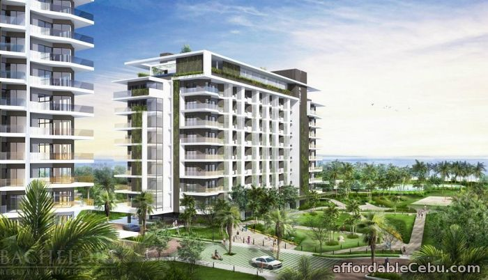 1st picture of Tambuli Seaside Residences Studio Unit For Sale in Cebu, Philippines