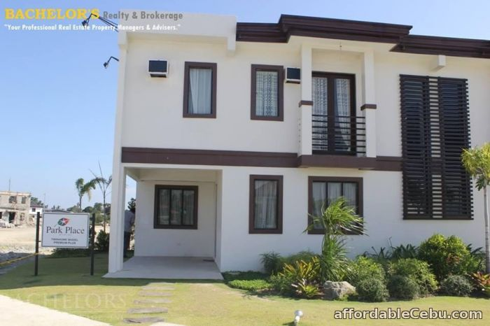2nd picture of Park Place Subdivision Twin Home Model For Sale in Cebu, Philippines