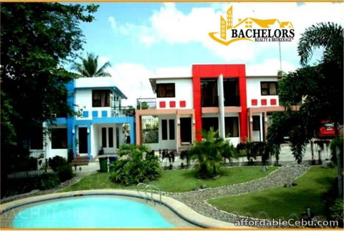 2nd picture of River Grande TOWNHOUSE For Sale in Cebu, Philippines