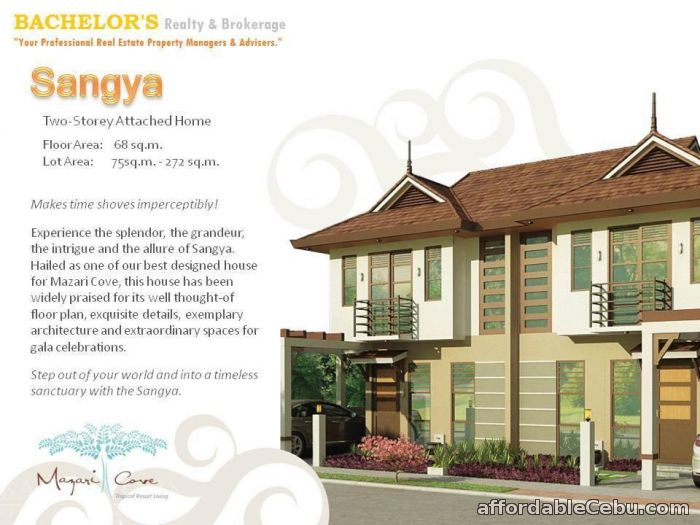2nd picture of NAGA Cebu House & Lot 4 SALE Sangya Model For Sale in Cebu, Philippines