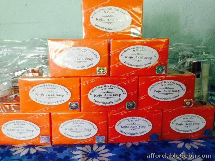 2nd picture of Kojic Acid Soap Professional Skin Care Formula by Dr Alvin For Sale in Cebu, Philippines