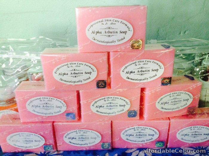 2nd picture of Alpha Arbutin Soap Professional Skin Care Formula by Dr Alvin For Sale in Cebu, Philippines