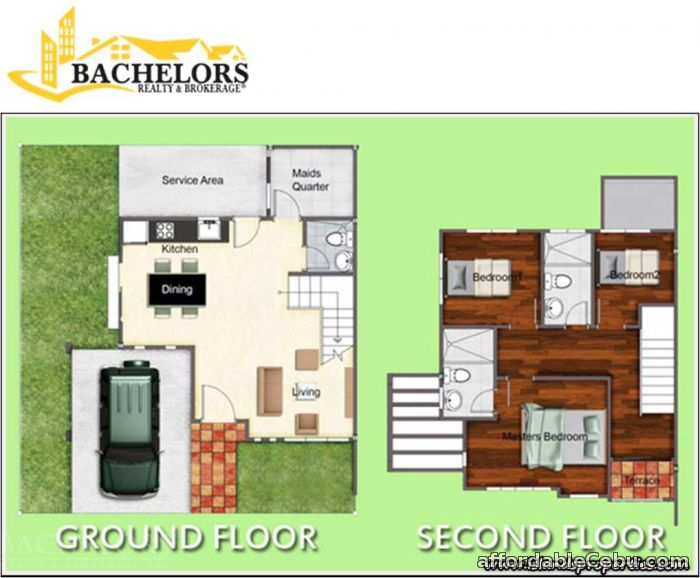 5th picture of City Grande DUPLEX For Sale in Cebu, Philippines