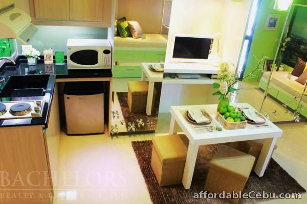 4th picture of Mabolo Garden Flats Studio For Sale in Cebu, Philippines