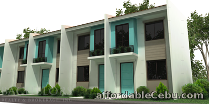 1st picture of Compostela House & Lot 4 SALE Richwood Homes Townhouses For Sale in Cebu, Philippines