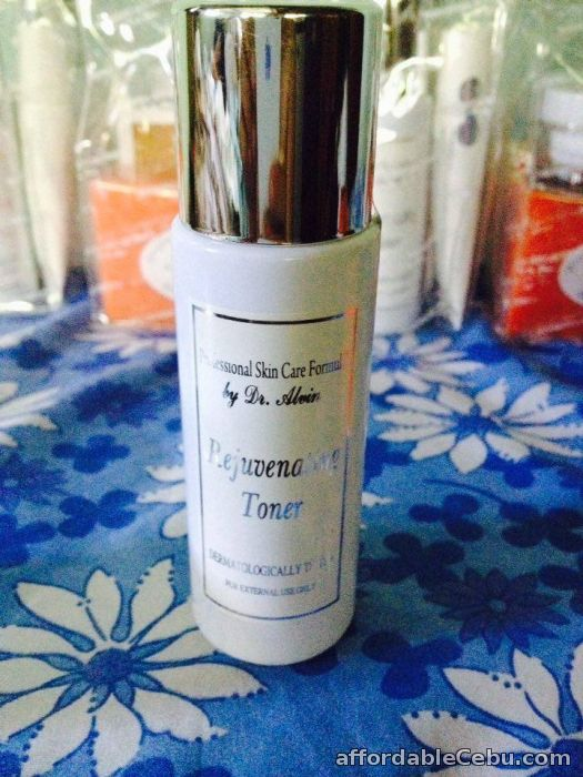 2nd picture of Rejuvenating Facial Toner Professional Skin Care Formula by Dr Alvin For Sale in Cebu, Philippines