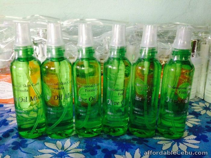 1st picture of Olive Oil Mist Professional Skin Care Formula by Dr Alvin For Sale in Cebu, Philippines