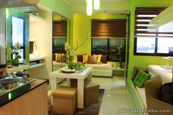 5th picture of Mabolo Garden Flats Studio For Sale in Cebu, Philippines