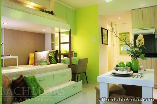 2nd picture of Mabolo Garden Flats Studio For Sale in Cebu, Philippines