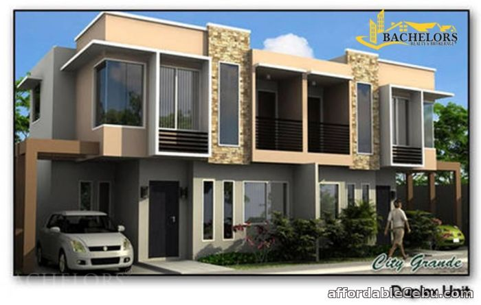 4th picture of City Grande DUPLEX For Sale in Cebu, Philippines