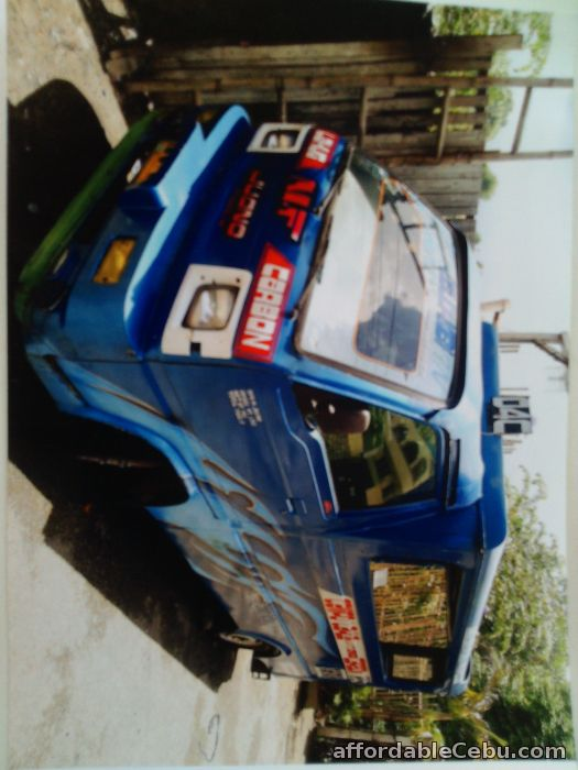 1st picture of Rush Sale Multicab Passenger with Franchise LAHUG-CARBON For Sale in Cebu, Philippines
