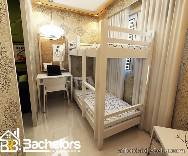 2nd picture of Parthenon Residences 1 Bedroom Unit For Sale in Cebu, Philippines