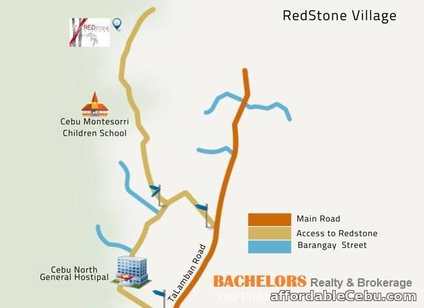 3rd picture of Talamban Redstone Village For Sale in Cebu, Philippines