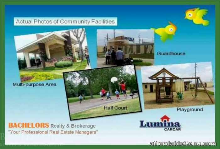 3rd picture of Lumina Homes RowHouse 1Storey For Sale in Cebu, Philippines