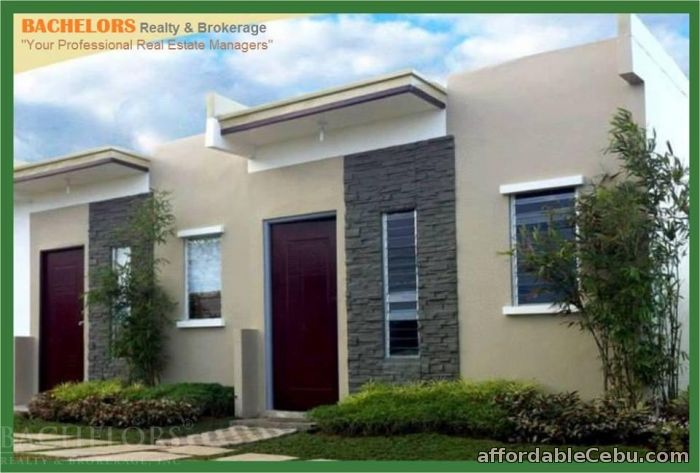1st picture of Lumina Homes RowHouse 1Storey For Sale in Cebu, Philippines