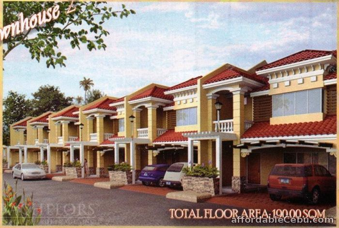 1st picture of Mandaue Alang-alang House & Lot 4 SALE Townhouse Type 2 For Sale in Cebu, Philippines