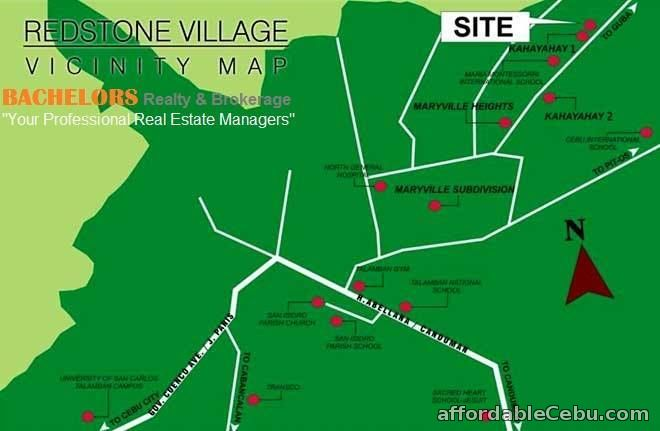 4th picture of Talamban Redstone Village For Sale in Cebu, Philippines