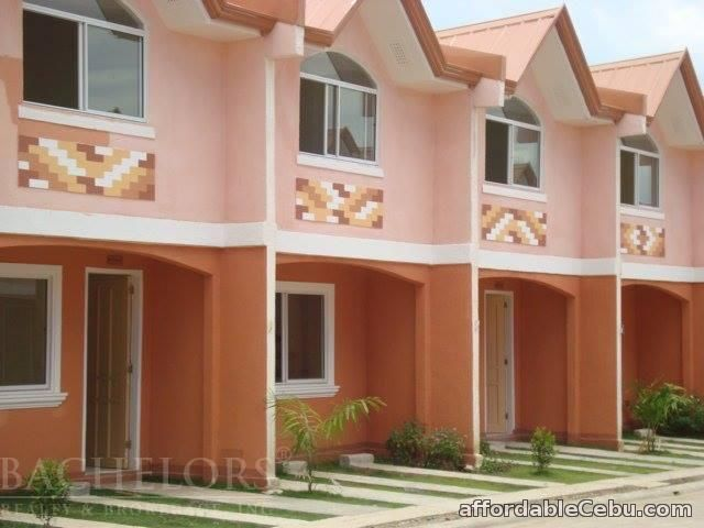 1st picture of Fleur De Ville Townhouses Re-Open Unit For Sale in Cebu, Philippines