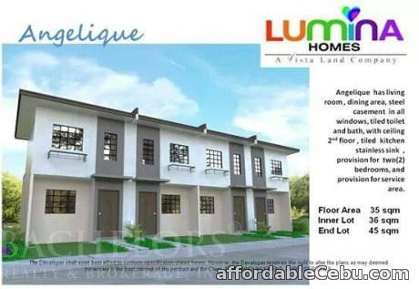 2nd picture of Carcar Lumina Homes 2Storey Townhouse For Sale in Cebu, Philippines