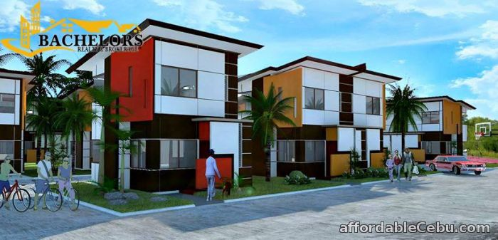 2nd picture of Tiara Del Sur Subdivision Malcolm Model For Sale in Cebu, Philippines