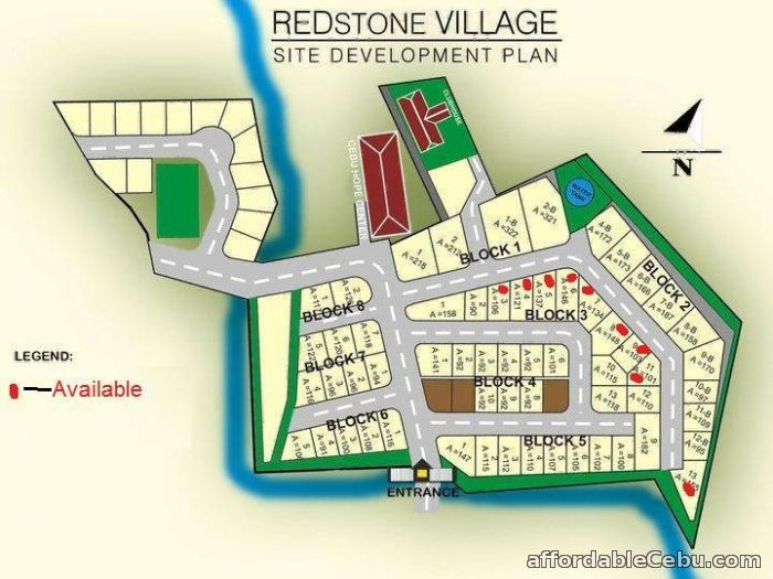 5th picture of Talamban Redstone Village For Sale in Cebu, Philippines