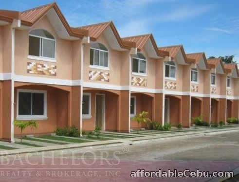 2nd picture of Fleur De Ville Townhouses Re-Open Unit For Sale in Cebu, Philippines