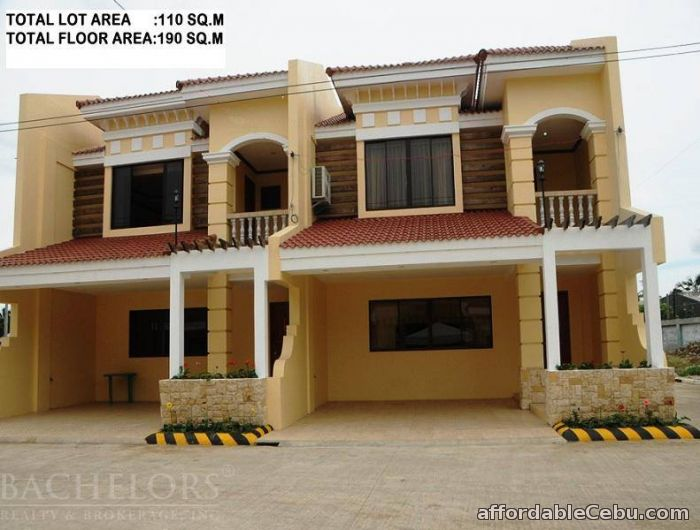 2nd picture of Mandaue Alang-alang House & Lot 4 SALE Townhouse Type 2 For Sale in Cebu, Philippines