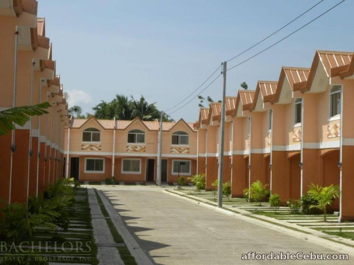3rd picture of Fleur De Ville Townhouses Re-Open Unit For Sale in Cebu, Philippines