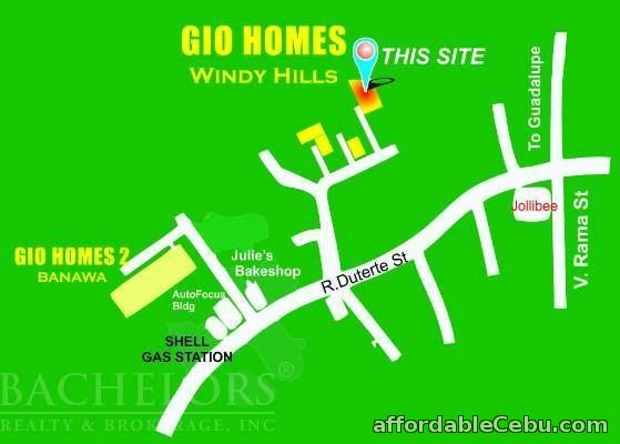 2nd picture of Banawa House & Lot 4 SALE Windy Hills For Sale in Cebu, Philippines