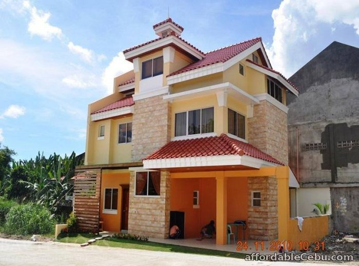 1st picture of Banawa Cebu House & Lot FOR SALE 3-Storey Single Attached House For Sale in Cebu, Philippines