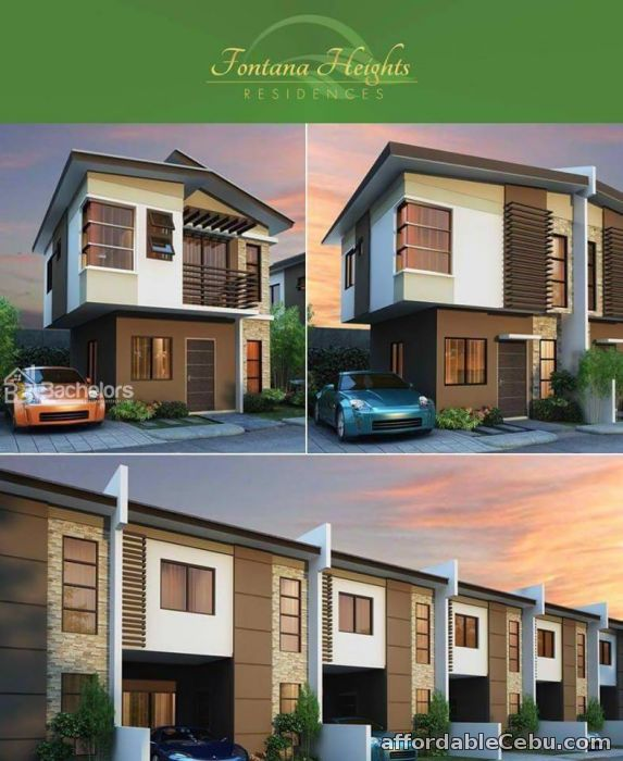 1st picture of Fontana Heights Residences Single Detached Cubacub, Mandaue City For Sale in Cebu, Philippines
