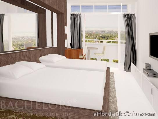 3rd picture of Cebu Condo 1 Bedroom Unit uptown Cebu Queensland Manor Condo For Sale in Cebu, Philippines