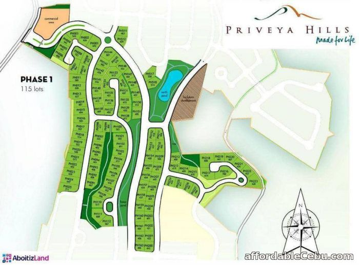 2nd picture of Talamban Lot Only FOR SALE Priveya Hills For Sale in Cebu, Philippines